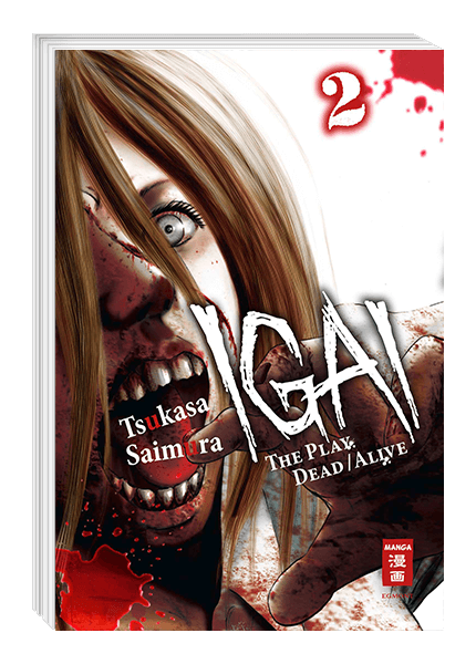 Igai - The Play Dead/Alive 02