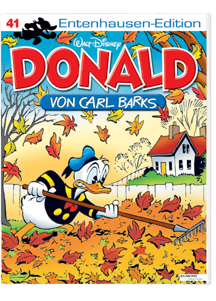 Carl Barks Entenhausen-Edition Nr. 41