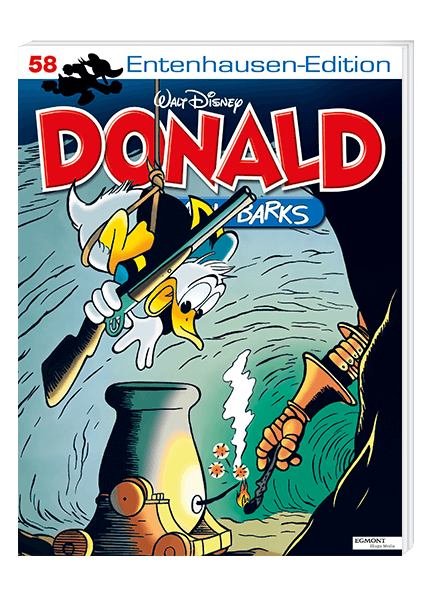 Carl Barks Entenhausen-Edition Nr. 58