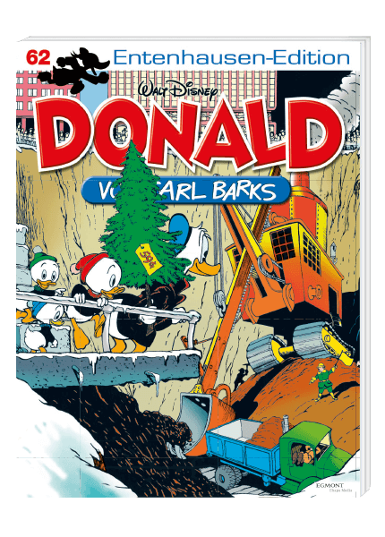 Carl Barks Entenhausen-Edition Nr. 62