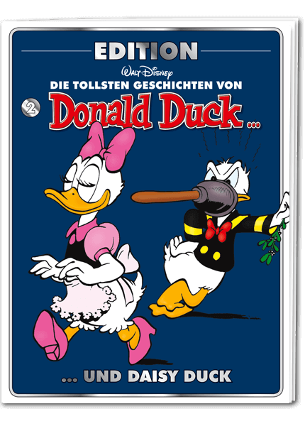 DDSH Donald Duck Edition Nr. 2