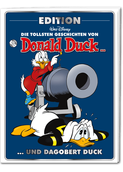 DDSH Donald Duck Edition Nr. 3